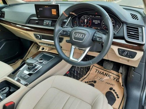 Used Audi Q5 40 TDI Technology 2020 AT for sale in New Delhi