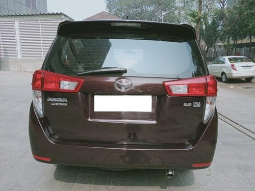 2017 Toyota Innova Crysta 2.8 ZX AT for sale in Mumbai