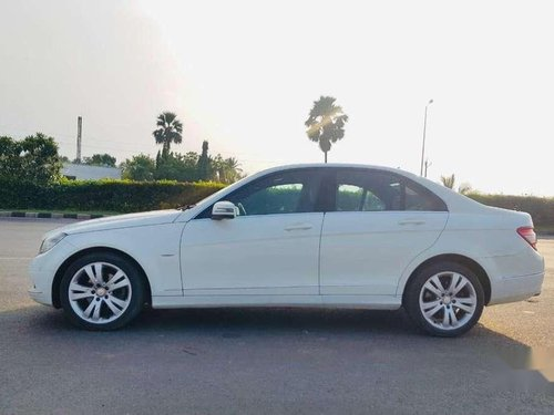 Used 2010 Mercedes Benz C-Class MT for sale in Anand