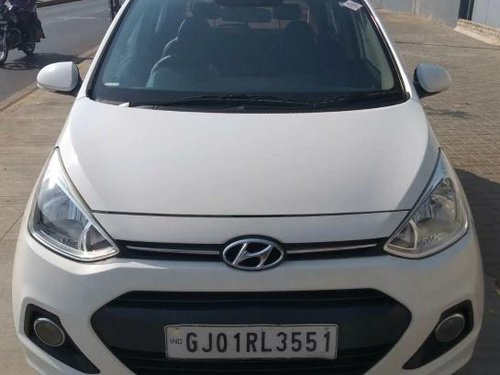 Used 2015 Hyundai Grand i10 AT for sale in Ahmedabad