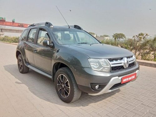 Used 2017 Renault Duster MT for sale in Ahmedabad