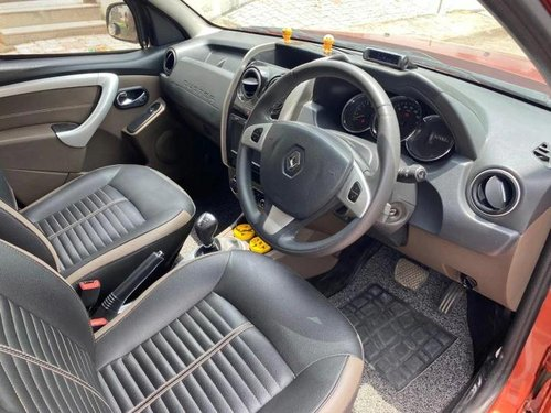Used Renault Duster 2016 AT for sale in Ahmedabad