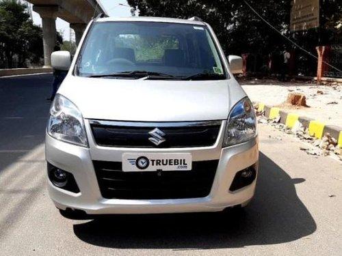 Used Maruti Suzuki Wagon R VXI 2015 MT for sale in Bangalore