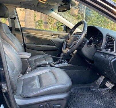 Used Hyundai Elantra 1.6 SX Option AT 2018 AT in New Delhi