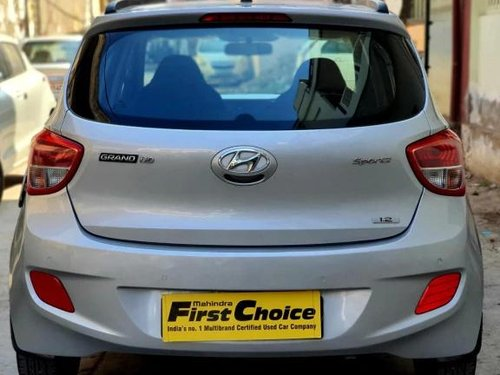 Used 2015 Hyundai Grand i10 MT for sale in Jaipur