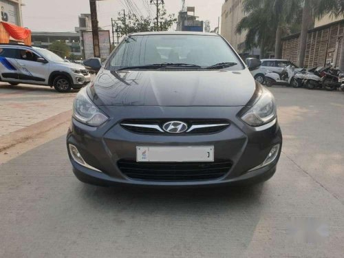 Used Hyundai Verna 2012 MT for sale in Indore