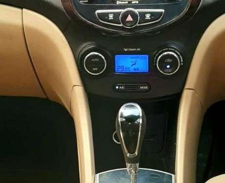 Used 2013 Hyundai Verna AT for sale in Kolkata