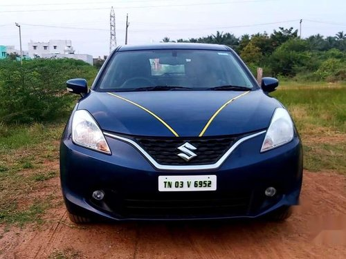 Used Maruti Suzuki Baleno 2017 MT for sale in Madurai