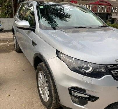 2016 Land Rover Discovery Sport TD4 HSE 7S AT in New Delhi