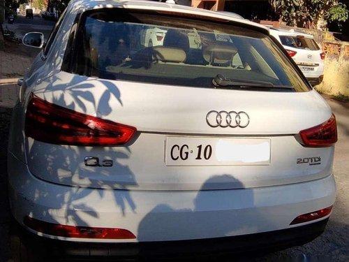 2013 Audi Q3 2.0 TDI Quattro Premium Plus AT in Nagpur
