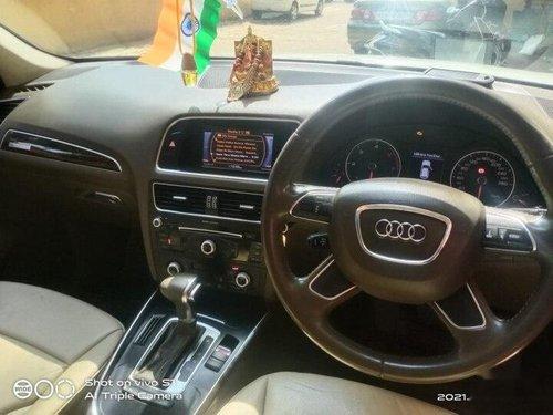Audi Q5 2.0 TDI 2014 AT for sale in Mumbai