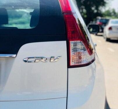 Used Honda CR V 2013 AT for sale in Ahmedabad