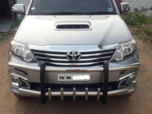Toyota Fortuner 2015 AT for sale in Tirunelveli
