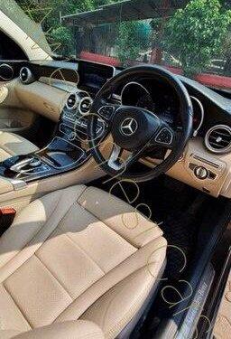 Used 2017 Mercedes Benz C-Class C 250d Avantgarde Edition C AT in Mumbai