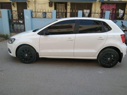 Used 2015 Volkswagen Polo MT for sale in Hyderabad -6