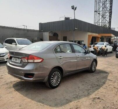 Used 2017 Maruti Suzuki Ciaz MT for sale in Ahmedabad -4
