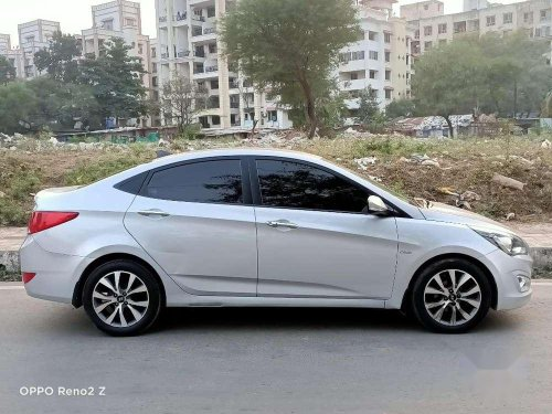 Used 2015 Hyundai Verna MT for sale in Pune