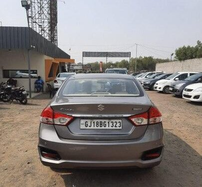Used 2017 Maruti Suzuki Ciaz MT for sale in Ahmedabad -7