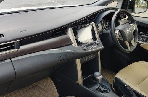 Used Toyota Innova Crysta 2018 AT for sale in Pune
