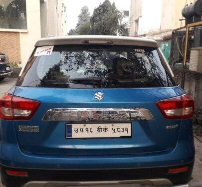 Maruti Suzuki Vitara Brezza ZDi Plus 2016 MT in Lucknow