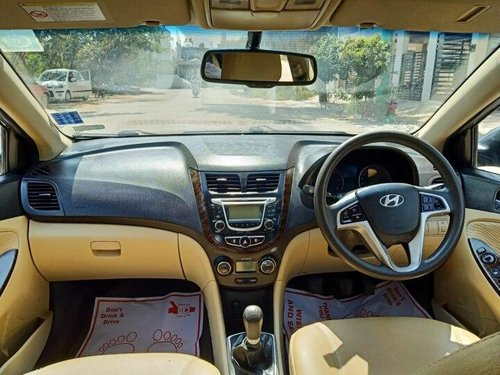 Used Hyundai Verna 1.6 VGT CRDi 2014 MT in Bangalore