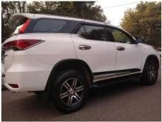 Used 2018 Toyota Fortuner 2.7 2WD AT for sale in New Delhi