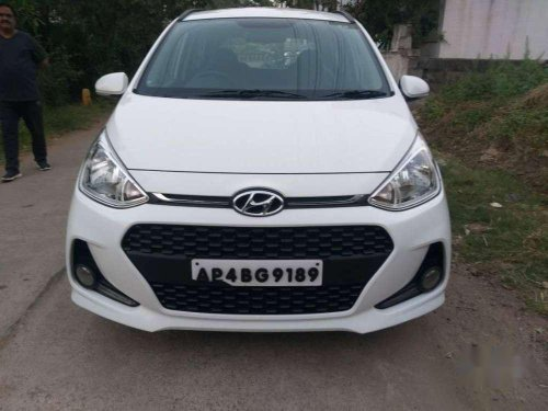 Used 2017 Hyundai Grand i10 AT for sale in Vijayawada -10