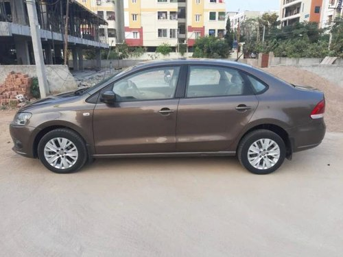 Used 2015 Volkswagen Vento MT for sale in Hyderabad