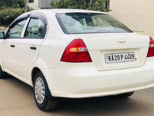 Used 2011 Chevrolet Aveo MT for sale in Bangalore