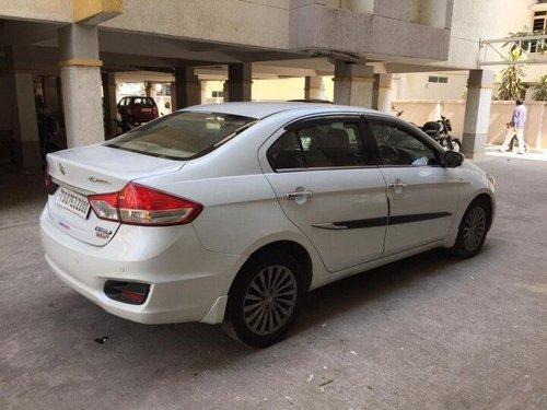 Maruti Suzuki Ciaz 2016 MT for sale in Hyderabad