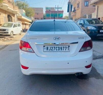 Used Hyundai Verna 1.6 SX 2012 MT in Jodhpur