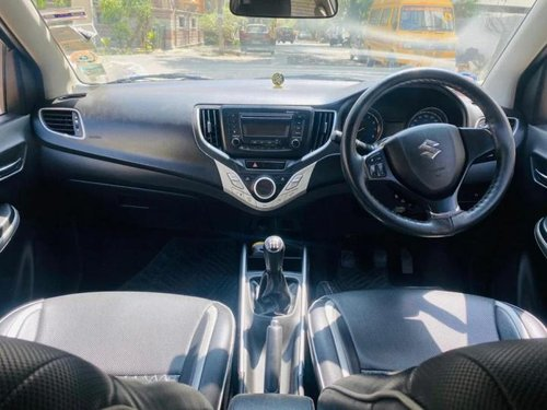 Used 2017 Maruti Suzuki Baleno MT for sale in Bangalore