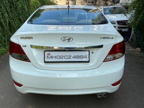 2013 Hyundai Verna 1.6 VTVT EX AT for sale in Mumbai