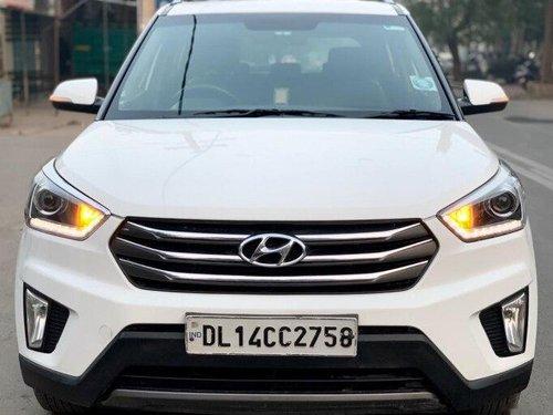 Used Hyundai Creta 2015 AT for sale in New Delhi
