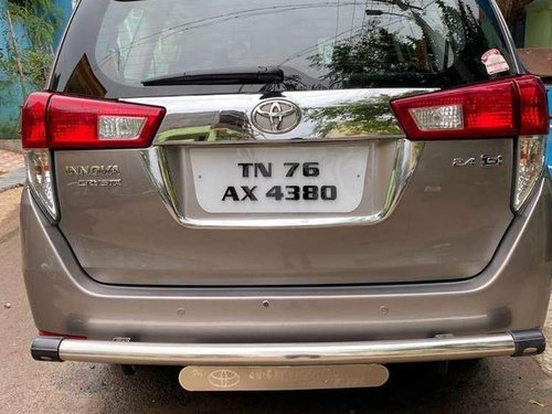 Used Toyota Innova Crysta 2.4 G MT 2017 MT in Tirunelveli