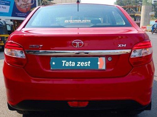Used Tata Zest Quadrajet 1.3 XM 2014 MT for sale in Mumbai
