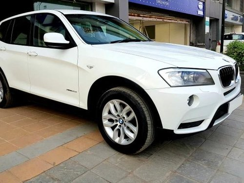 Used 2013 BMW X3 xDrive20d AT for sale in Ahmedabad-9