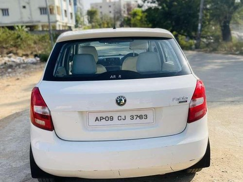 Used 2011 Skoda Fabia MT for sale in Hyderabad