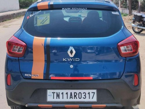 Used 2019 Renault Kwid MT for sale in Chennai