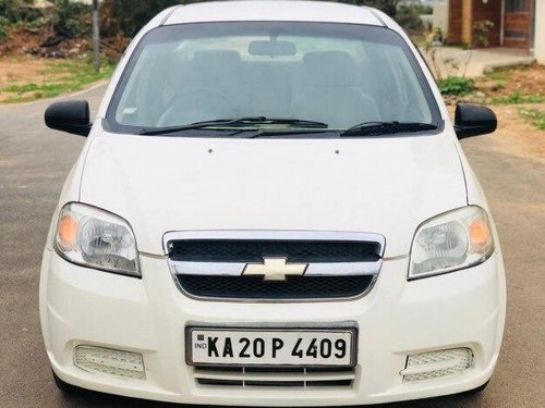 Used 2011 Chevrolet Aveo MT for sale in Bangalore -7