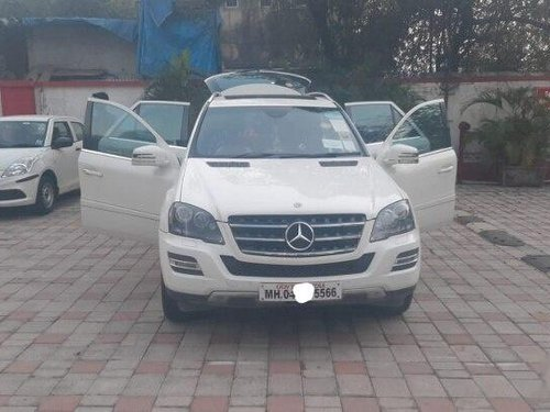Mercedes Benz M Class ML 250 CDI 2011 AT in Mumbai