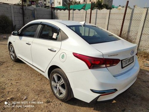 Used 2019 Hyundai Verna AT for sale in Hyderabad
