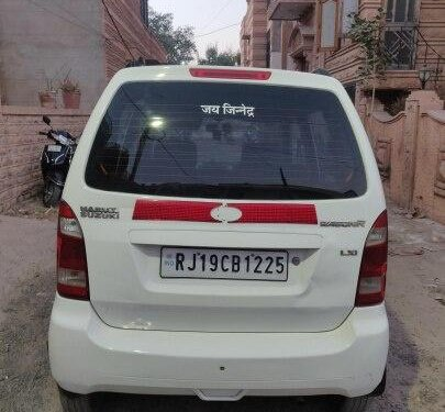 Used Maruti Suzuki Wagon R 2009 MT for sale in Jodhpur