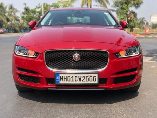 Used 2017 Jaguar XE AT for sale in Mumbai
