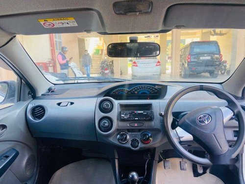 Used Toyota Etios G SP 2017 MT for sale in Karnal