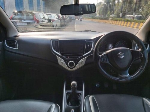 Used Maruti Suzuki Baleno Alpha 2016 MT for sale in Mumbai
