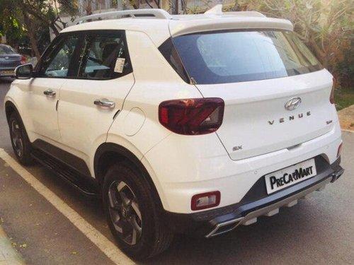 Hyundai Venue SX Plus Turbo DCT 2019 AT for sale in Bangalore