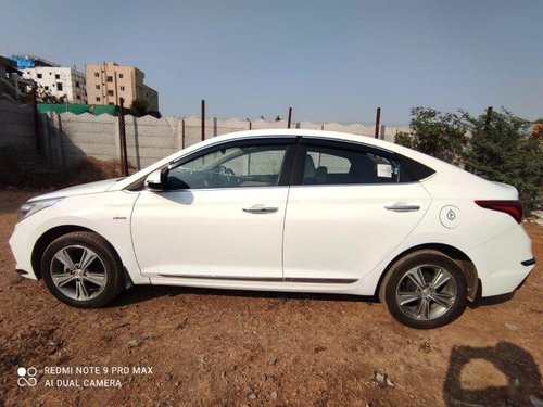 Used 2019 Hyundai Verna AT for sale in Hyderabad -3