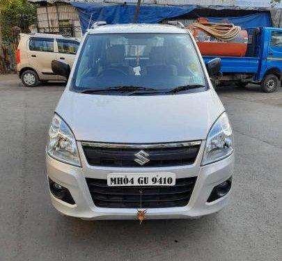 Maruti Suzuki Wagon R 2015 MT for sale in Mumbai