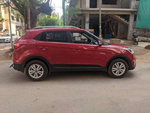 Hyundai Creta 1.6 CRDi SX 2016 MT in Hyderabad